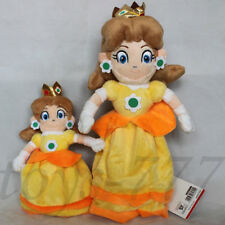 "Super Mario Daisy Princess 12"" and baby Stuffed Animal Nintendo Plush Toys Teddy"