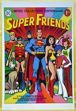 SUPER FRIENDS TREASURY LIMITED COLLECTORS EDITION C-41 COVER PRINT