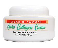 TRASPARENTE N - LISCIO Swiss COLLAGENE Crema (arricchito con Vitamina E) 455ml /