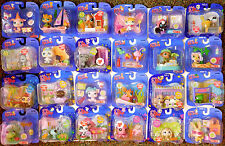 24 Some RARE Individual Sets Target Exclusive Littlest Pet Shop NEW LARGE LOT