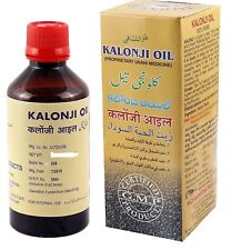 Extra Virgin Pure Kalonji Oil Black Seed Oil Cold Pressed 100 ML