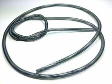 "3/8 "" (.375) Gravel Guard Brake Line Protector - 8 ft. Zinc Plated Steel"