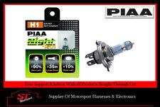 Piaa noche Tech Bombillas H1 HE822 se 55w produce 125W