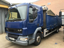 Manual DAF Commercial Flatbeds