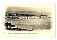 CPA 06 Alpes-Maritimes Antibes Vue générale prise du Phare de la Garoupe
