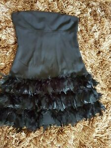 Zara Imprimé Mini Robe Taille Xsmall /& petits BNWT