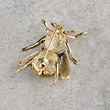 Suess Biene fliegendes Insekt Brosche Zubehoer der Kleidung Emaille Broschen BS