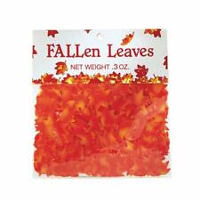 New Department 56 Fallen Leaves Bag Village Halloween Fall Accessory 56.52610