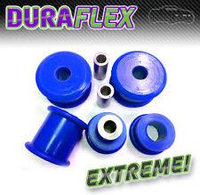 Golf MkIV Mk4 front arm bushes in DURAFLEX EXTREME Polyurethane - Blue PU