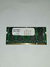 2GB RAM DDR2 800MHZ PC2-6400S 2RX8 MEMORIA NOTEBOOK LAPTOP TABLET NETBOOK MEMORY