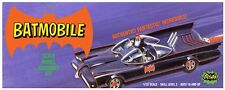 Polar Lights 933 1960's TV BATMOBILE W/ Batman and Robin figures  model kit 1/32