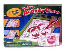 Crayola DryErase Activity Center - Create Your Own Activity Pages Online