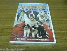 Beethoven's Big Break, New DVD, Jonathan Silverman, Jennifer Finnigan, NEW