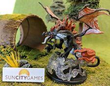Large Nightmare Dragon Pathfinder Battles: Maze Of Death Unplayed  Sun City Game