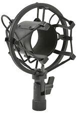 CITRONIC smh44 MICROFONO Shock Mount 44-55mm STUDIO DI REGISTRAZIONE MIC Holder