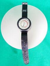 vintage DACOR 300 ft diving depth gauge w/ wrist strap / watch