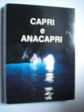 seltenes Leporello  CAPRI  e  ANACAPRI