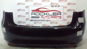 FORD FIESTA REAR BUMPER