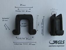 1 pz ricambi ricambio scuotitore cifarelli protezione gancio gommino Acquaverde