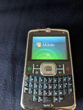 Motorola Moto Q 9c - Black (Sprint) Smartphone