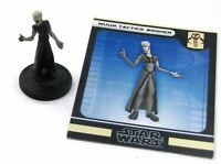 Star Wars Miniature: MUUN TACTICS BROKER # 11A49