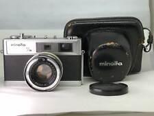 【 As-Is 】 Minolta Hi-Matic 7s W/Rokkor 45mm F/1.8 Aus IN Japan