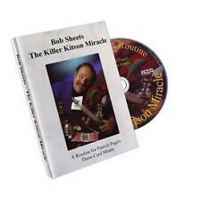 Killer Kitson Miracle by Bob Sheets - Magic Tricks