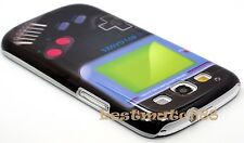 for Samsung galaxy s3 hard case skin Nintendo game boy picture black i9300