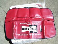 Vintage nos Champion Sparkplugs promo tool auto accessory gm street hot rod part (Fits: Commercial Chassis)