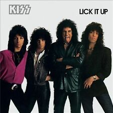 Lick It Up by Kiss (Vinyl, Mar-2014, Universal)