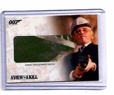 James Bond Complete  RC9   Prop  card