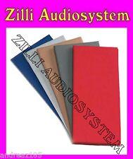 Tecprecision 03.02 Tela acustica per diffusori 70 x 140 cm Nera Nuova
