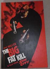 Sin City The Big Fat Kill by Frank Miller (1995) Dark Horse Comics Hc 1st Fine
