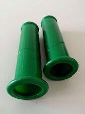 Schubkarrengriffe, Griffe, Schubkarre, 2 Stück, 30 mm, grün