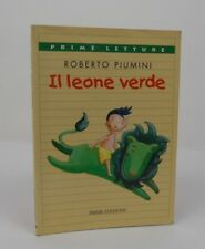 Il Leone Verde Roberto Piumini Emme Edizioni Prime Letture Libro per Bambini