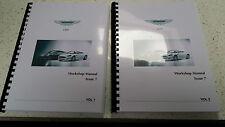 Aston MARTIN db9 Officina Manuale a4 Full Colour versione 7 - 2004 a 2012 Modelli