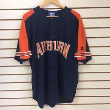 Vintage Auburn Tigers Starter Jersey Sz XL