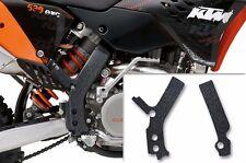 Custom MX Motocross KTM C5 SX/SXF EXC XCF XCW 07-11 Black Frame Guard Grip Tape