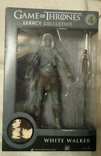 WHITE WALKER Game of Thones #4 Legacy Collection Action Figure