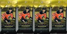 (4) 2018-19 Upper Deck Series 1 NHL Hockey Cards 32ct Retail FAT PACK LOT FS