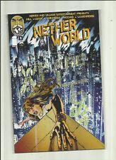 NETHERWORLD # 1 .EDWARD HILL (IMAGE/TOP COW)