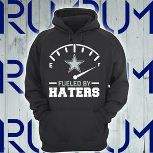 Dallas Cowboys Fueled By Haters Pullover Hoodie Unisex Hooded Sweatshirt Hot