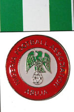 NIGERIA - FIFA SOCCER WORLD CUP  LAPEL PIN BADGE .. NEW