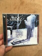 Black Sabbath:Under Wheels Of Confusion-Volume Two 1970-1987 CD Prog Rock 2