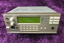 Used YAMAHA MU-2000EX MU2000 MU 2000 Sound Module Ser.HO21003 160414