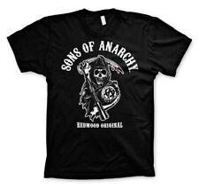 Officially Licensed Sons of Anarchy Redwood Original BIG&TALL 3XL,4XL,5XL TShirt