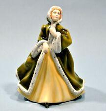 "Vintage Royal Doulton Girl Figurine ""Emma"" Hn4840 Mint Condition"