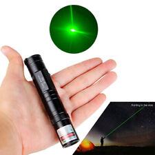 Green Laser Pointer Lights Pen Lazer Beam Professional 1mw 532nm 8000M 350lm