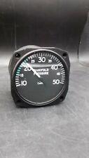 Cessna Manifold Pressure Gauge
