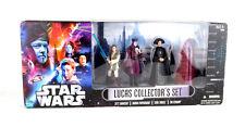 Hasbro 2006 Star Wars Saga Collection Lucas Collector's Set Action Figures 80060